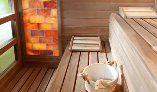 изделия из гималайской соли для бани