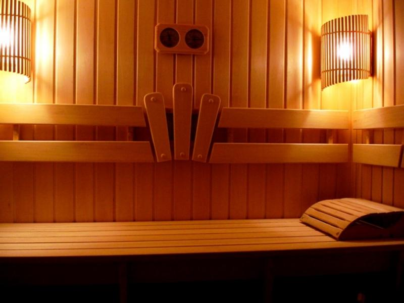 Освещение для бани и сауны